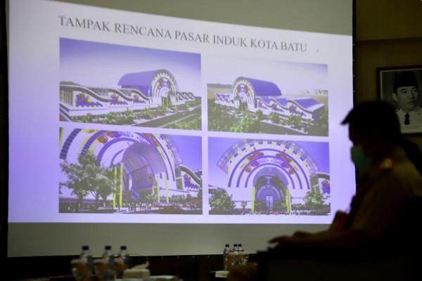 DED Pasar Kota Batu Disosialisasikan, Usung Konsep Bangunan Hijau