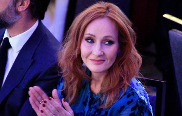 J.K. Rowling (Foto:  NME.com)
