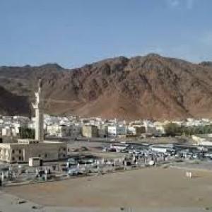 Melihat Suasana Jabal Ali Qubais, Gunung Bersejarah Nabi Ibrahim AS Membangun Ka'bah