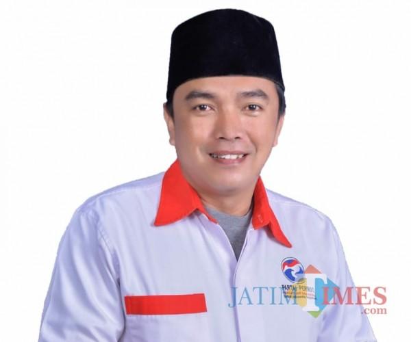 Ketua DPD Partai Perindo Kabupaten Pamekasan, Yudi Sudi Hartono