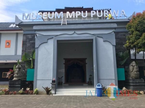 Museum Mpu Purwa. (Foto: Ima/MalangTIMES)