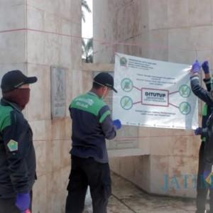 Halau Warga Nekat ke Taman, DLH Kota Malang Maksimalkan Pramu Taman