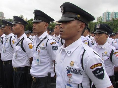 Satpam (Foto:   Abdi Negara News)