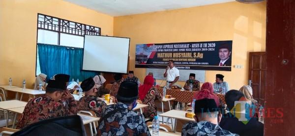 Sekolah Swasta Sulit Dapat Bantuan RKB, Komisi E DPRD Jatim: Saya Akan Perjuangkan Itu