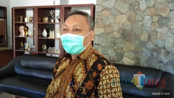 Kepala Dinas Kesehatan Tulungagung, dr. Kasil Rokhmat (Joko Pramono for Jatim TIMES)