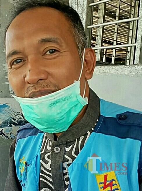 Manager ULP PLN Ngawi. M.Khusaini Effendi