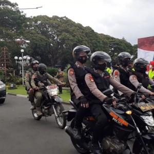Mobile Covid Hunter Siap Buru Pelanggar Protokol Kesehatan Covid-19 di Kota Malang