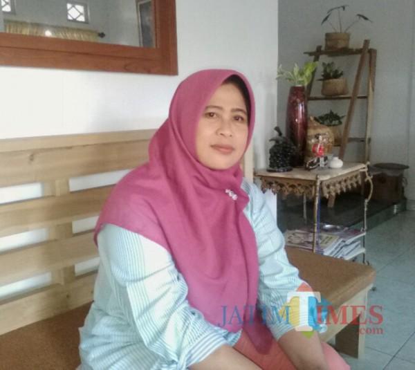 Ratna Ani Lestari, bupati Banyuwangi periode 2005-2010. Nurhadi Banyuwangi Jatim Times