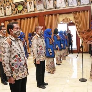 Tekad Kembangkan IKM, Dekranasda Kota Malang Siap Gencarkan Pelatihan