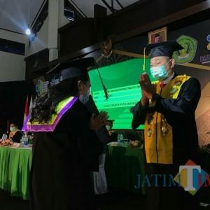 Polkesma Sukses Gelar Wisuda Daring Pertama, Diikuti 1203 Wisudawan