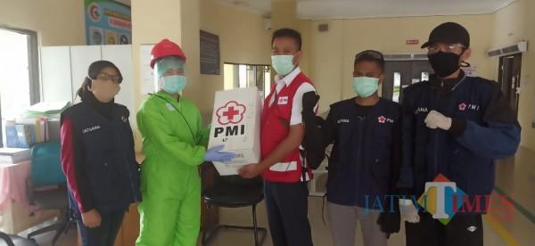 Kiprah PMI Bondowoso Hadapi Pandemi Covid-19