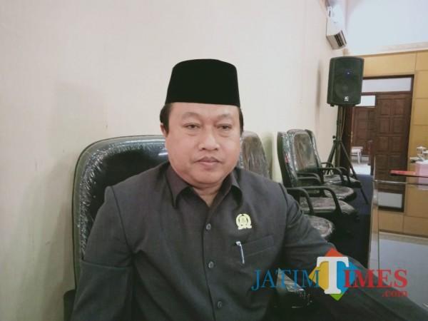 Maju Pilkada Kota Blitar, Yasin Hermanto Segera Lepas Jabatannya di DPRD