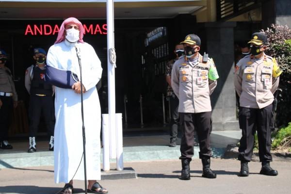 Di Malang Syekh Ali Jaber Ungkap selama 12 Tahun di Indonesia, Undangan Ceramah 80 Persen dari Polri