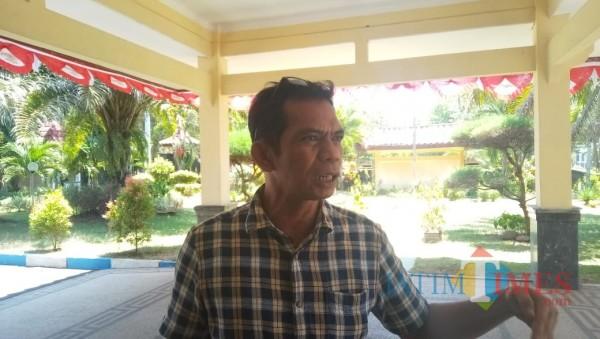 Mahmudi, anggota Komisi A DPRD Bangkalan dari Hanura. (foto/ redaksi Bangkalantimes.com)