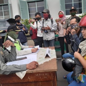 Pelanggar Operasi Yustisi di Kota Malang Tertinggi di Jatim, Begini Respons Pemkot