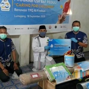 23 Tahun BAF, Bantu Pendidikan Anak Indonesia Melalui CSR