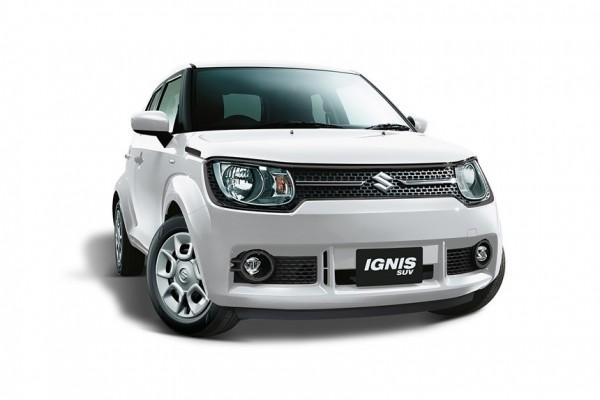 Suzuki Ignis (Foto:  Suzuki)