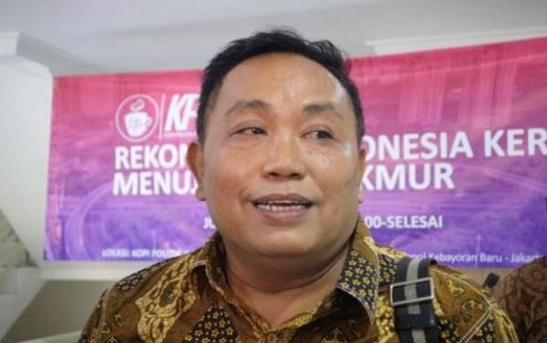 Arief Poyuono (Foto:  Pikiran Rakyat)