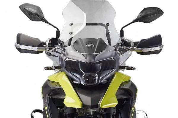 Benelli Pamer Motor SRT500, Bakal Jadi Pesaing Ketat Kawasaki Versys-X 300 & Honda CR500X?