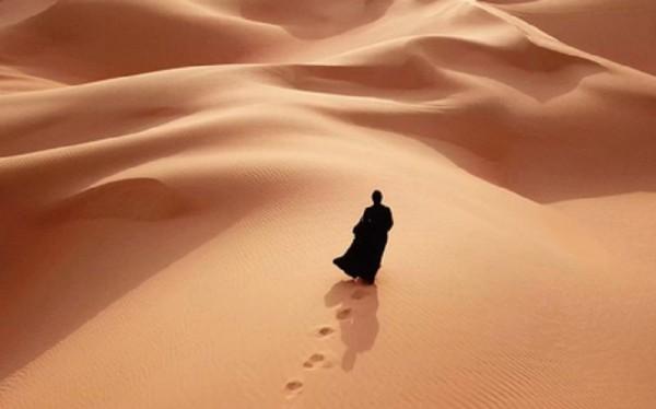 Ilustrasi Abu Lahab (Foto: UMMA)
