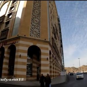 Sahabat Utama Rasulullah, Kini Memiliki Hotel Bintang Lima di Dekat Masjidil Haram