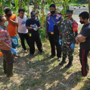 Warga Kediri Dihebohkan Temuan Mayat di Sungai Harinjing