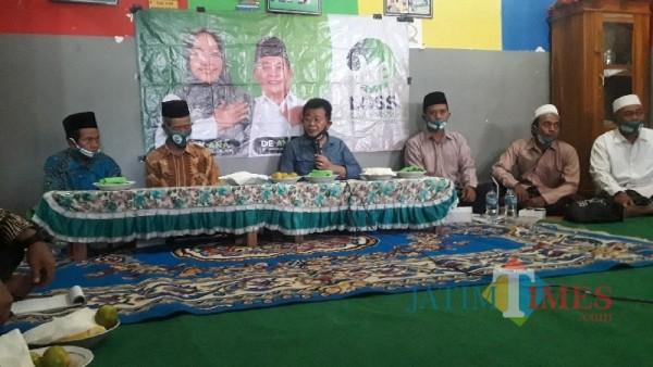 Sosialisasi Program Pertanian, Anwar Temui Paguyuban Kelompok Tani