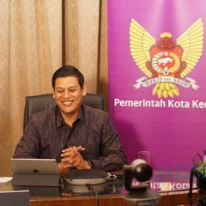 PKKMB Unbraw Kediri, Wali Kota Bagikan Tips Cara Gunakan Medsos yang Bijak
