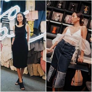 5 Ide Mix and Match Skirt ala Selebgram Nazla Alifa Senia, Mulai Denim hingga Batik