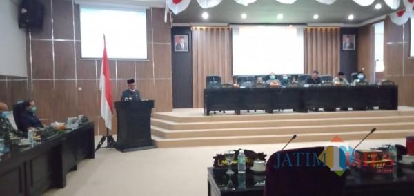 Mayoritas Fraksi DPRD Bondowoso Ingatkan Perda Kelembagaan Cepat Diselesaikan