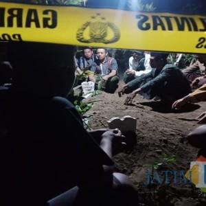 Polisi Hentikan Penyelidikan Pencurian Kain Kafan di Jombang