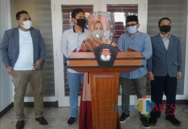 KPU Banyuwangi Tetapkan Paslon Bupati-Wakil Bupati Banyuwangi