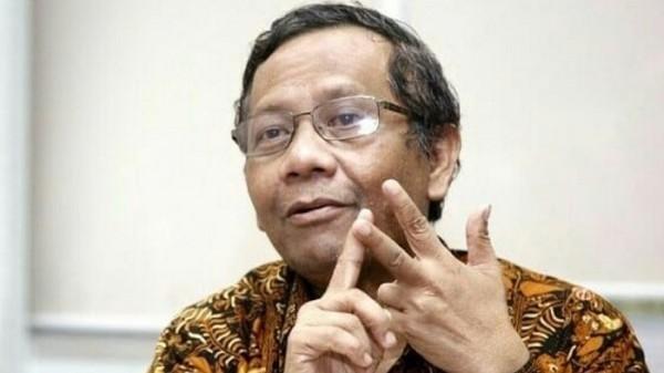 Mahfud MD (Foto: AyoJakarta.com)