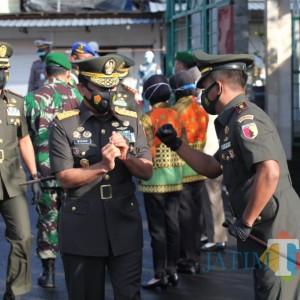 Sambut HUT ke-75, TNI Gelar Ziarah Nasional ke Makam Bung Karno Secara Sederhana