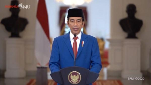 Sidang PBB, Jokowi Bicara Soal Vaksin dan Dampak Covid-19 dari Kesehatan Hingga Ekonomi