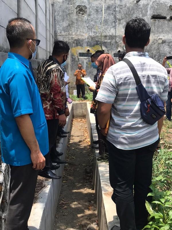 Proses Pemeriksaan Setempat di Rumah Sakit Universitas Brawijaya Malang (Istimewa)