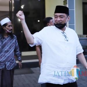 Paslon PDIP dan PAN Belum Ditetapkan oleh KPU Sidoarjo, Ini Kata Tim Sukses