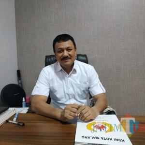 Dewan Usul Sarana Olahraga Gratis, KONI Kota Malang Perjuangkan Atlet