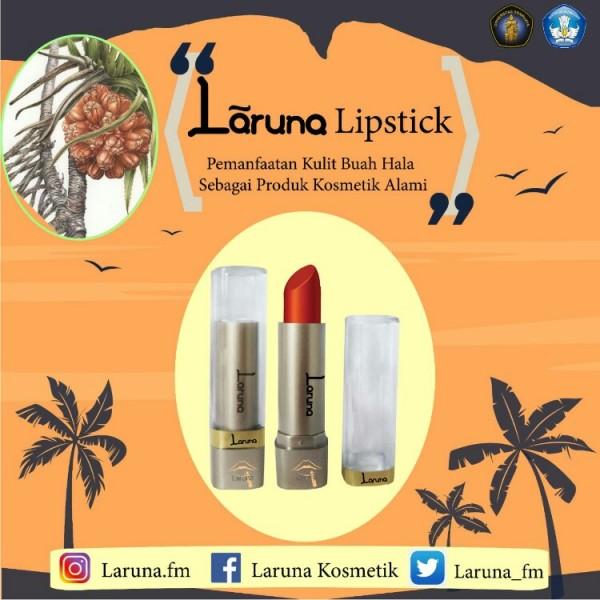 Laruna Lipstik. (Foto: istimewa)