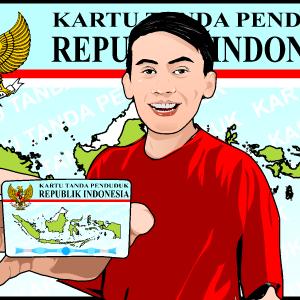 Sukseskan Pilkada, Dispendukcapil Kota Blitar Gencar Jemput Bola Rekam E-KTP
