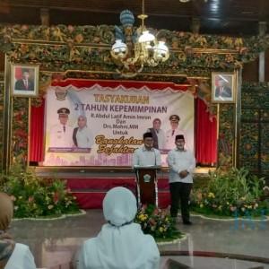 Dua Tahun Pimpin Bangkalan, Ra Latif: Hambatan Terberat Adanya Covid