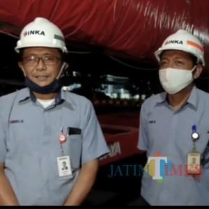 PT INKA Kembali Ekspor Kereta ke Bangladesh