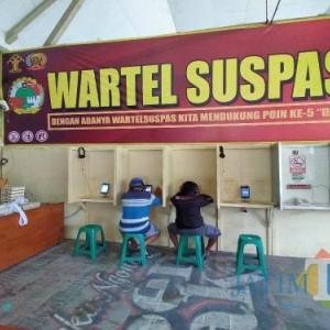 Wartel Ini Disebut Satu-satunya Yang Masih Eksis di Malang