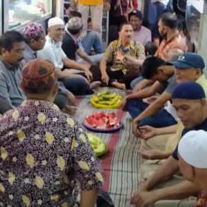 Penjualan Turun 75 Persen, Pedagang Pasar Besar Kota Malang Gelar Doa Bersama