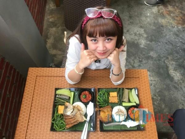 Kini Hadir Nasi Tempong Khas Banyuwangi di Malang, Pedasnya Menampar Lidah!