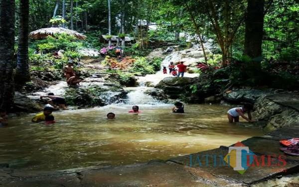 Wisata Kali Mas di Desa Sebalor, Kecamatan Bandung, Tulungagung / Foto :Istimewa / Tulungagung TIMES