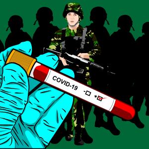 Pulang Pendidikan dari Jember, 8 Anggota TNI Asal Blitar Dilaporkan Positif Covid-19