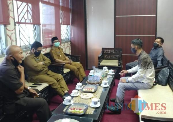 Bertemu Pimpinan DPRD, Ini Kesepakatan yang Dihasilkan Plt Bupati Jember