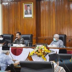 Pertama Memiliki Perda P4GN, DPRD Trenggalek Didatangi Tamu dari DPRD Provinsi Jateng