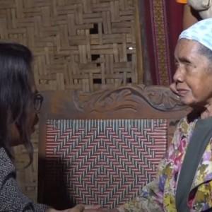 Tinggal di Gubuk Reot di Tengah Perbukitan, Nenek Tunanetra Ini Kaget Terima Uang dari Program Ngedum Ojir